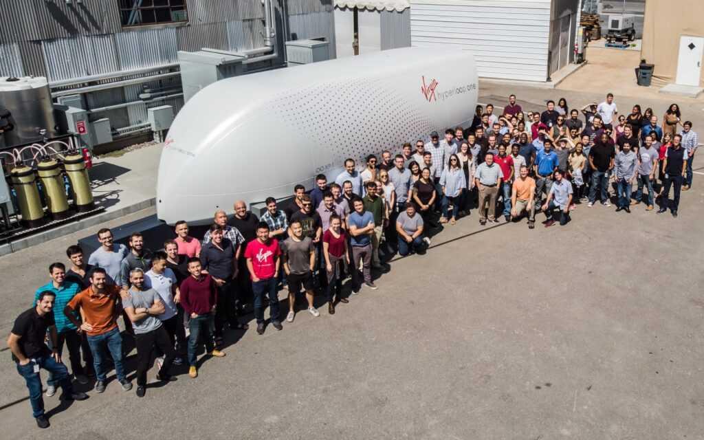 Технология Hyperloop