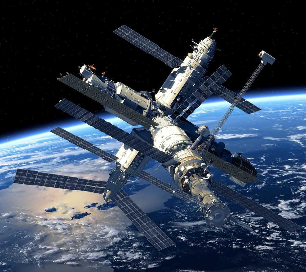 Сразу две страны претендуют на создание космических станций