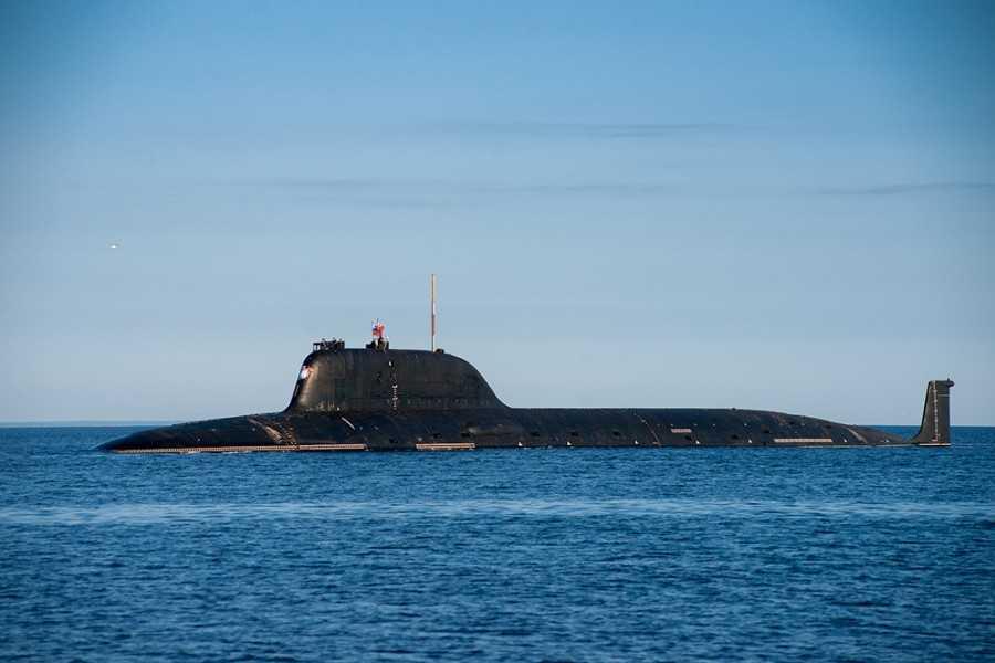 Подводная лодка «Хаски» - будущее российского флота
