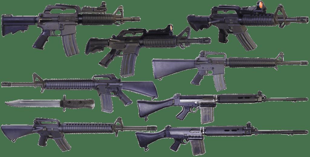 Американская винтовка М16 - капризная «принцесса на горошине»