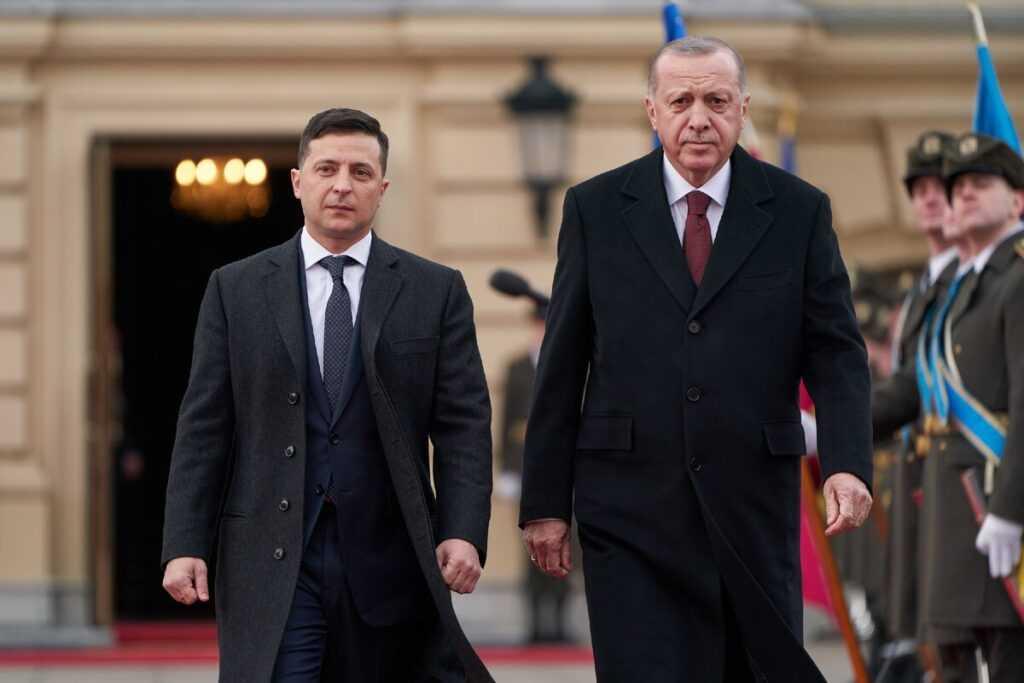 Дружба Украины с Турцией закончится возрождением Новороссии