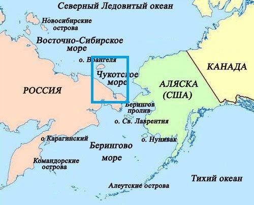 Из Сибири в Америку на автомобиле