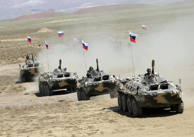 """Российские миротворцы в Карабахе - кавказское """"де-жавю"""""""
