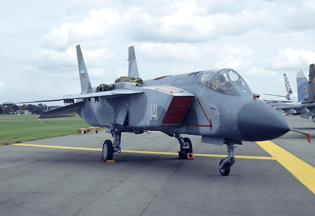 Основы производства американского истребителя F-35 заложены в Советском Союзе