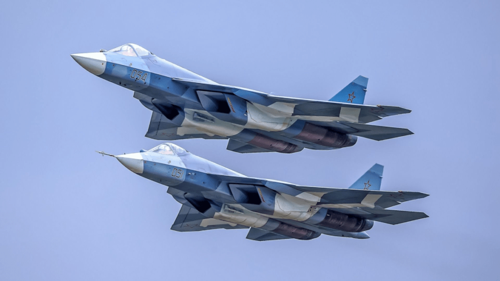 Military Watch: Россия разрабатывает одномоторный истребитель