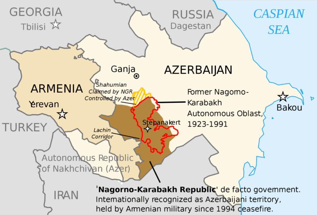Карабах должен стать частью России