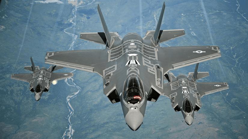 F-35 - обычный мыльный пузырь