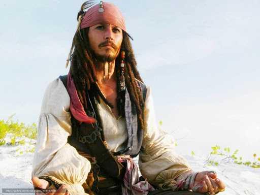 Джонни Депп, Эмбер Хердт и «Пираты Карибского моря»