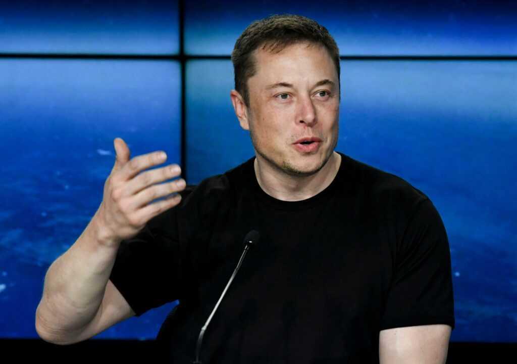 Илон Маск - самый богатый человек в мире