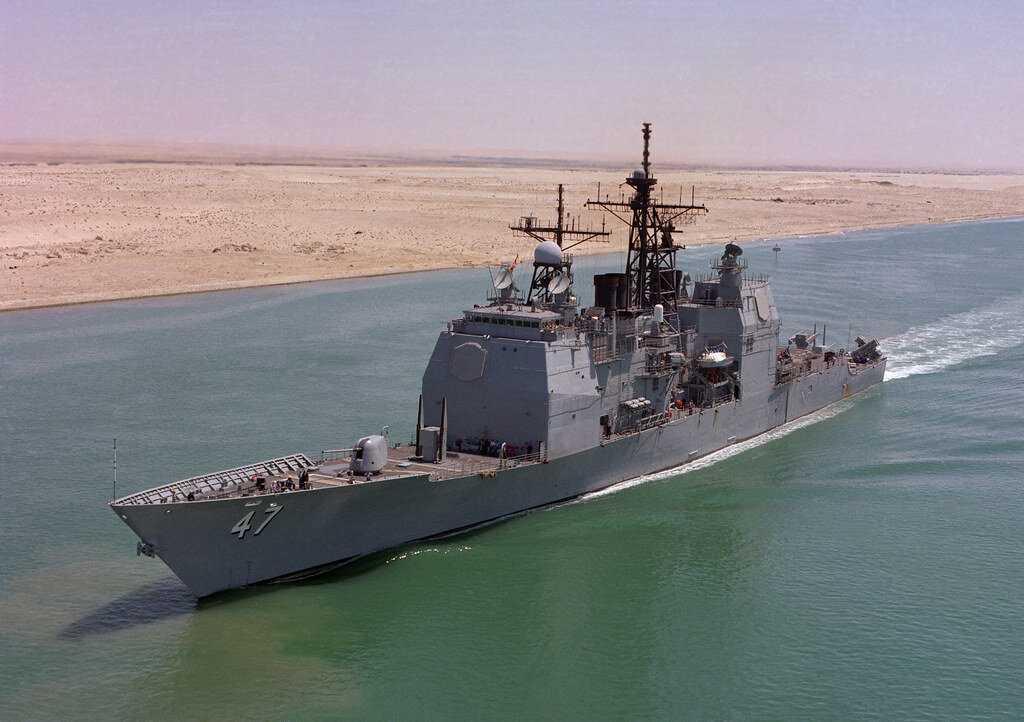 Америка отправляет «на иголки» целый класс военных кораблей
