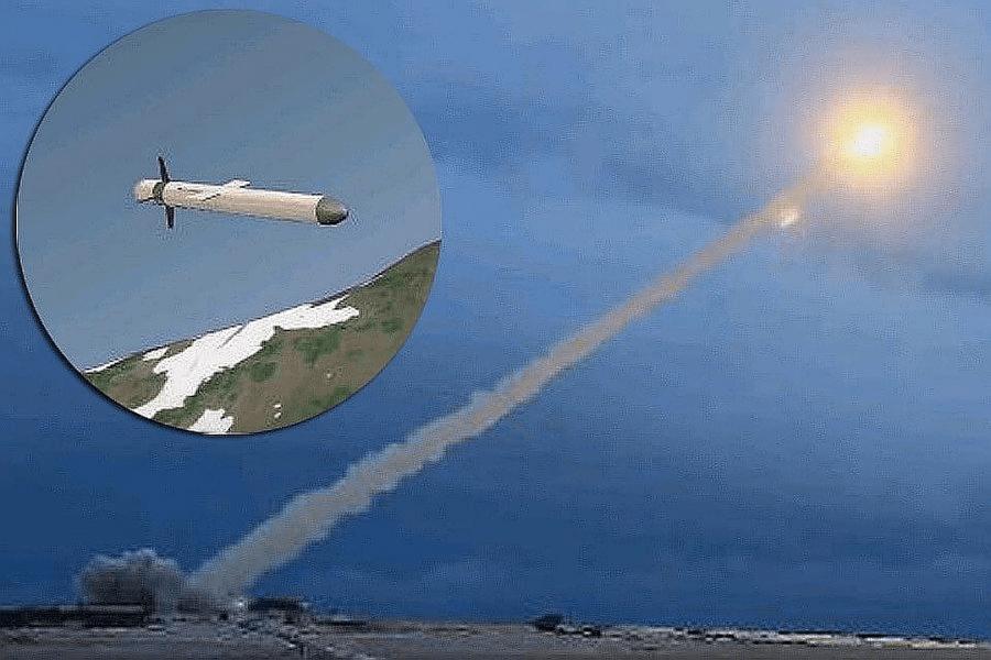 """Крылатая ракета """"Буревестник"""" - идеальное средство сдерживания"""