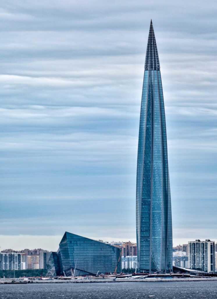 «Лахта-центр» - лучший небоскреб в мире