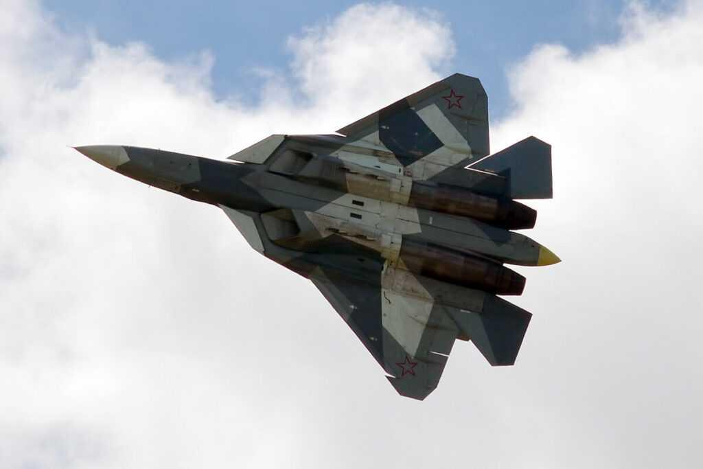 Что общего между горным хребтом Гималаи и российским истребителем СУ-57?