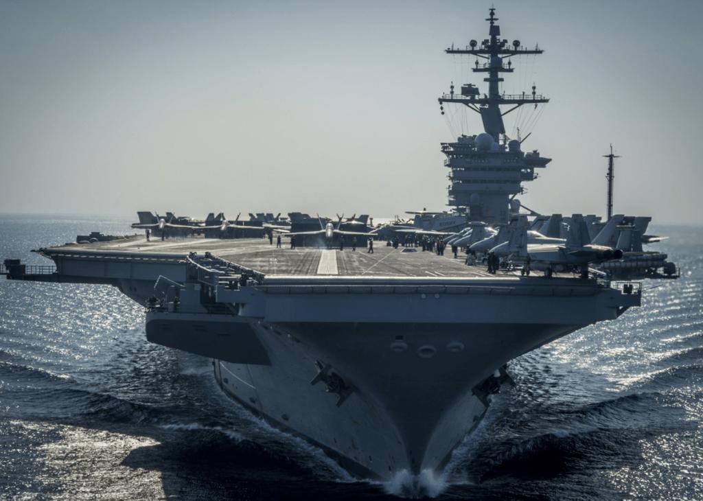 """Business Insider: """"Господство Америки на море подходит к концу"""""""