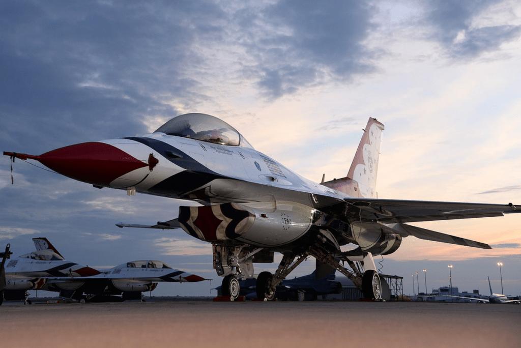 История с турецкими F-16 получила продолжение
