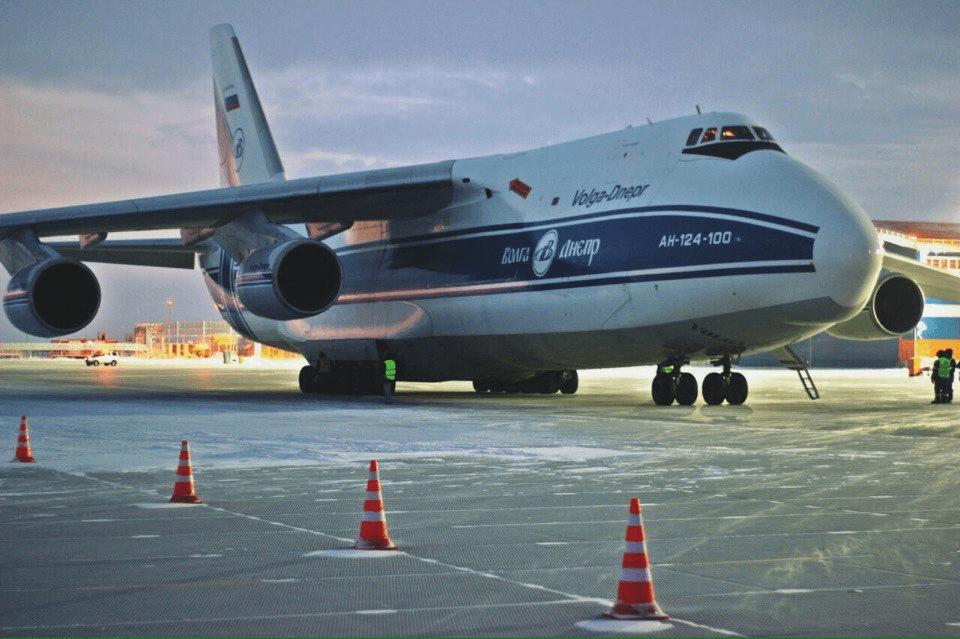 АН-418 - самолет, опередивший свое время