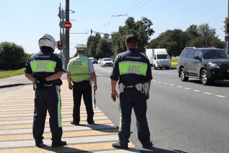 За проявление вежливости на дороге можно получить штраф
