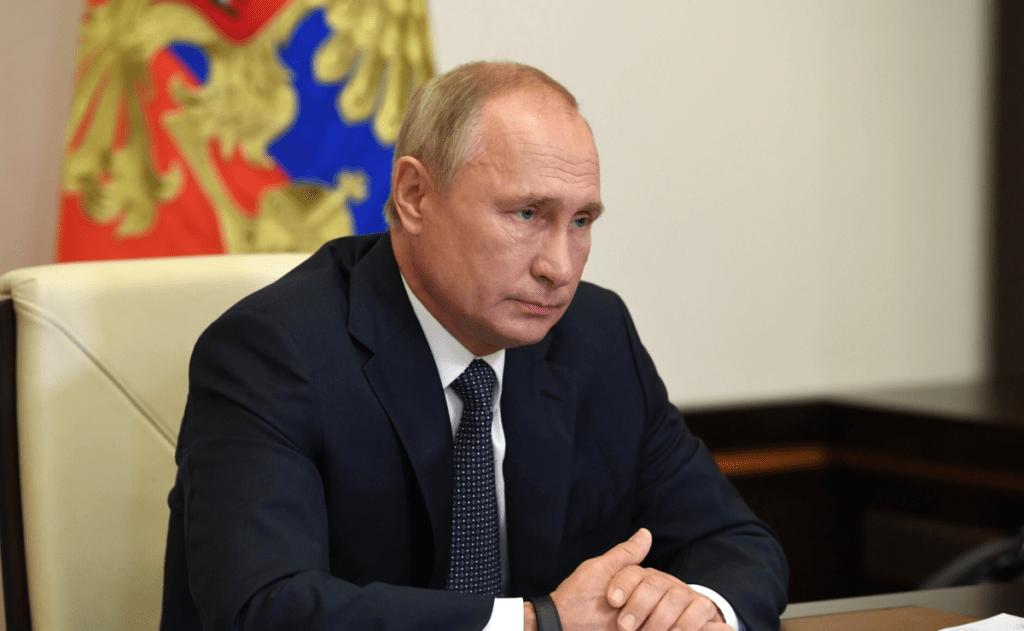 Путин заявил, что дворец в Геленджике не принадлежит ни ему, ни его близким