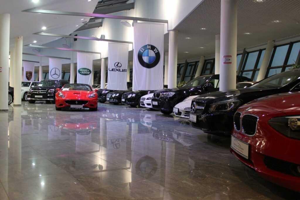 Покупка нового автомобиля - как разводят в автосалонах