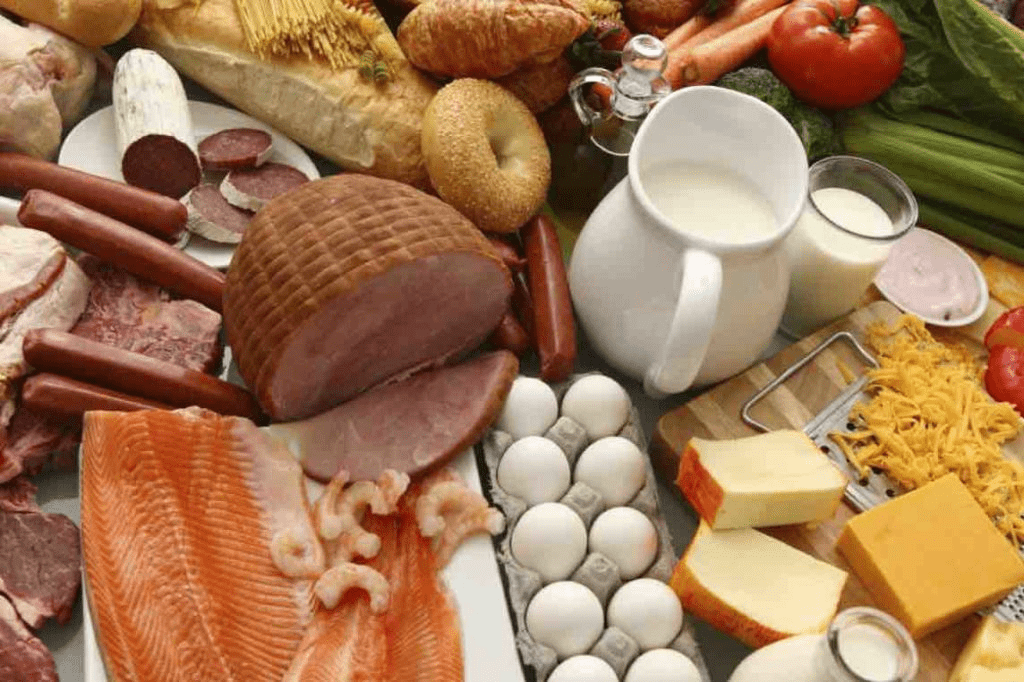 В России установлен рекорд по росту цен на продукты питания