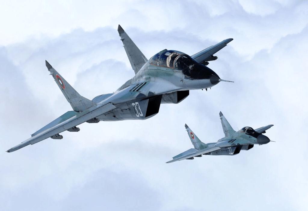 Как Израиль осваивал истребители МИГ-29