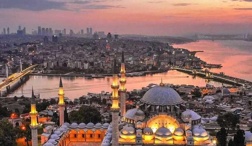 """Канал """"Стамбул"""" и последствия его строительства"""