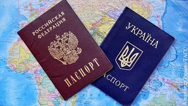 """Законопроект """"О репатриации"""" - """"ползучее"""" завоевание Украины"""