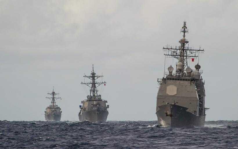 Американский флот не способен быть победителем