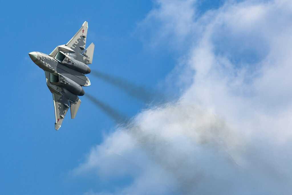 Одномоторный истребитель - революционный прорыв России