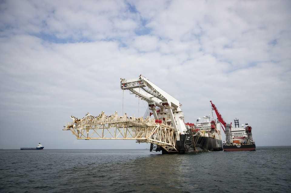 «Северный поток 2» сделает газ для Украины предметом роскоши