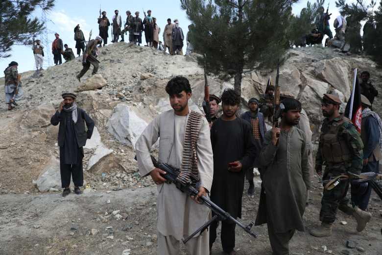 Афганистан - горький урок для Украины