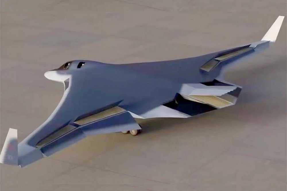 """B-21 - """"самый крутой"""" самолет в мире"""