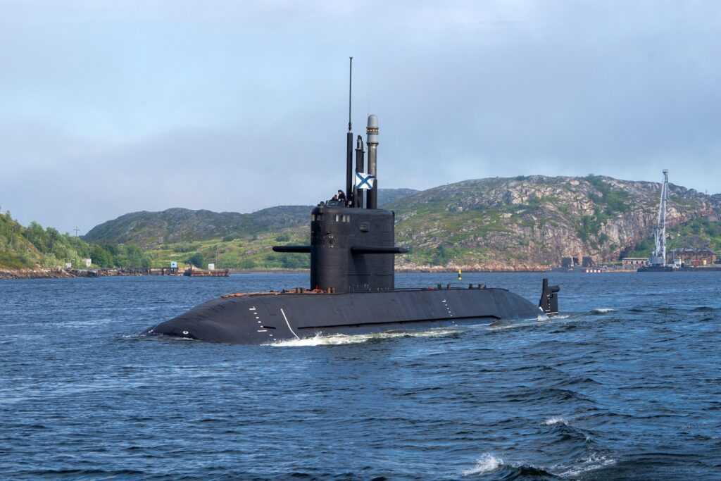 """Проект 677 """"Лада"""" - ядерное будущее российского неатомного подводного флота"""